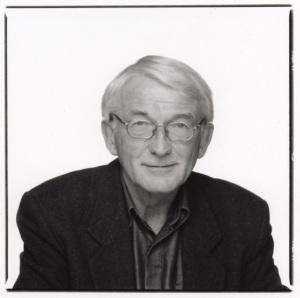 Thor Sørheim. Portrett.