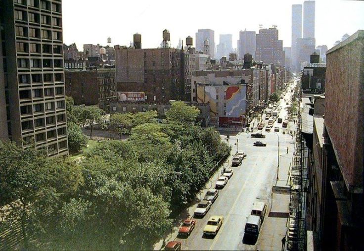 Time Landscape, Alan Sonfist, 1965-78. Greenwich Village, NYC