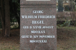 Hegels grav