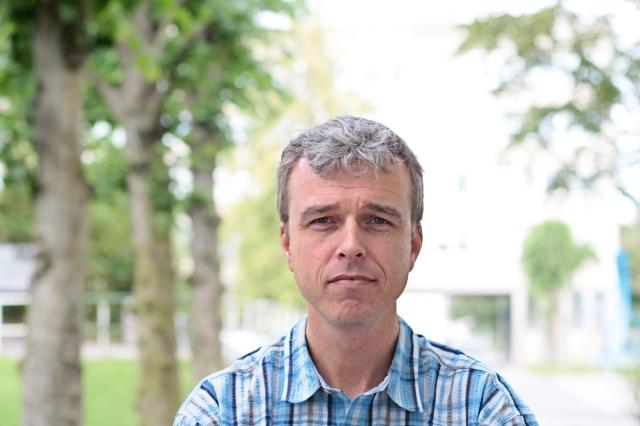 Photo of Helge Drange, Credit to Kim E. Andreassen, På Høyden