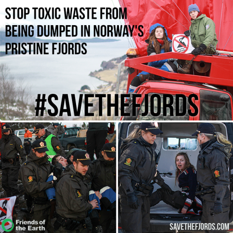 save the fjords