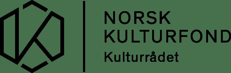Norsk kulturfond_logo_svart_tekst
